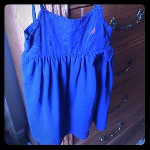Nautica Girls size 4 Sundress